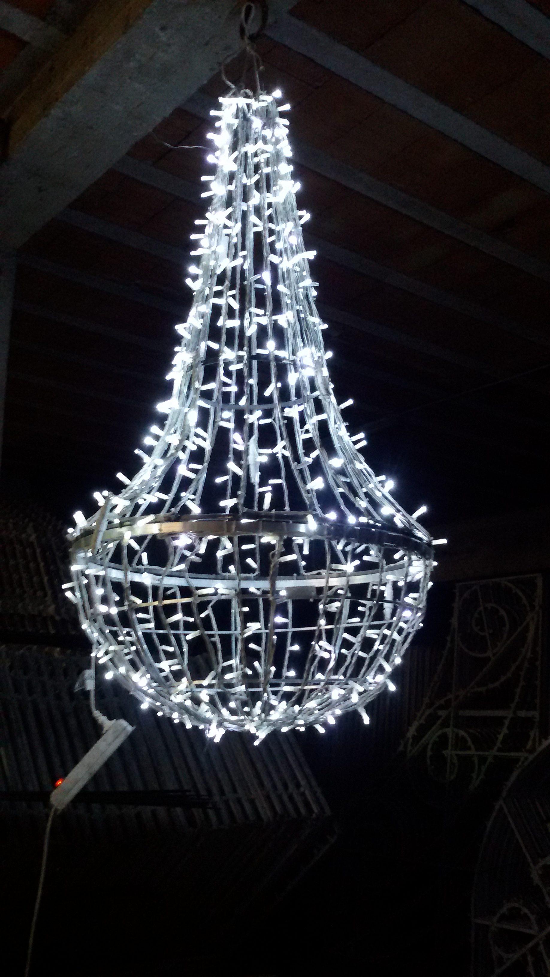 lampadario luminarie