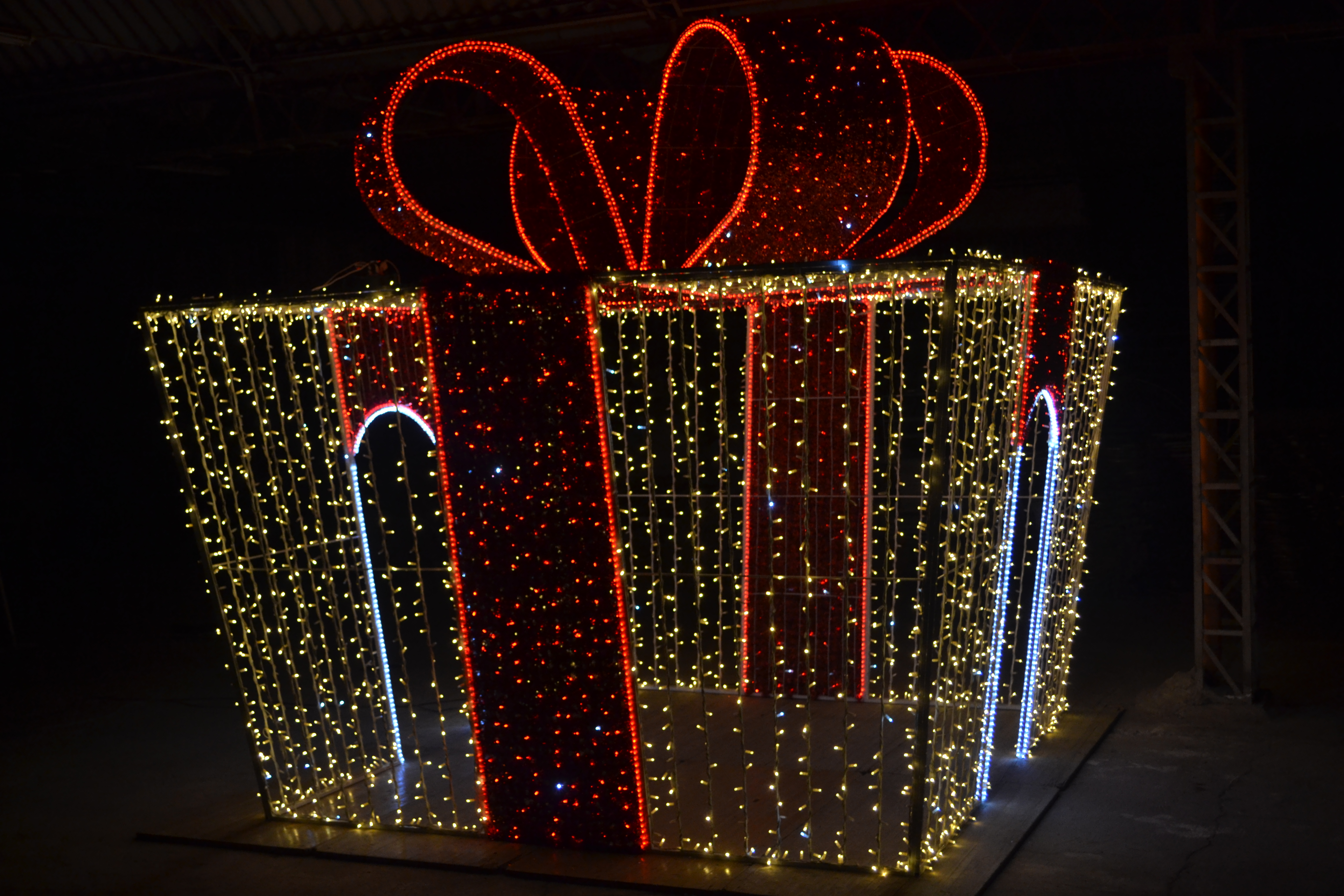 pacchetti luminarie giganti