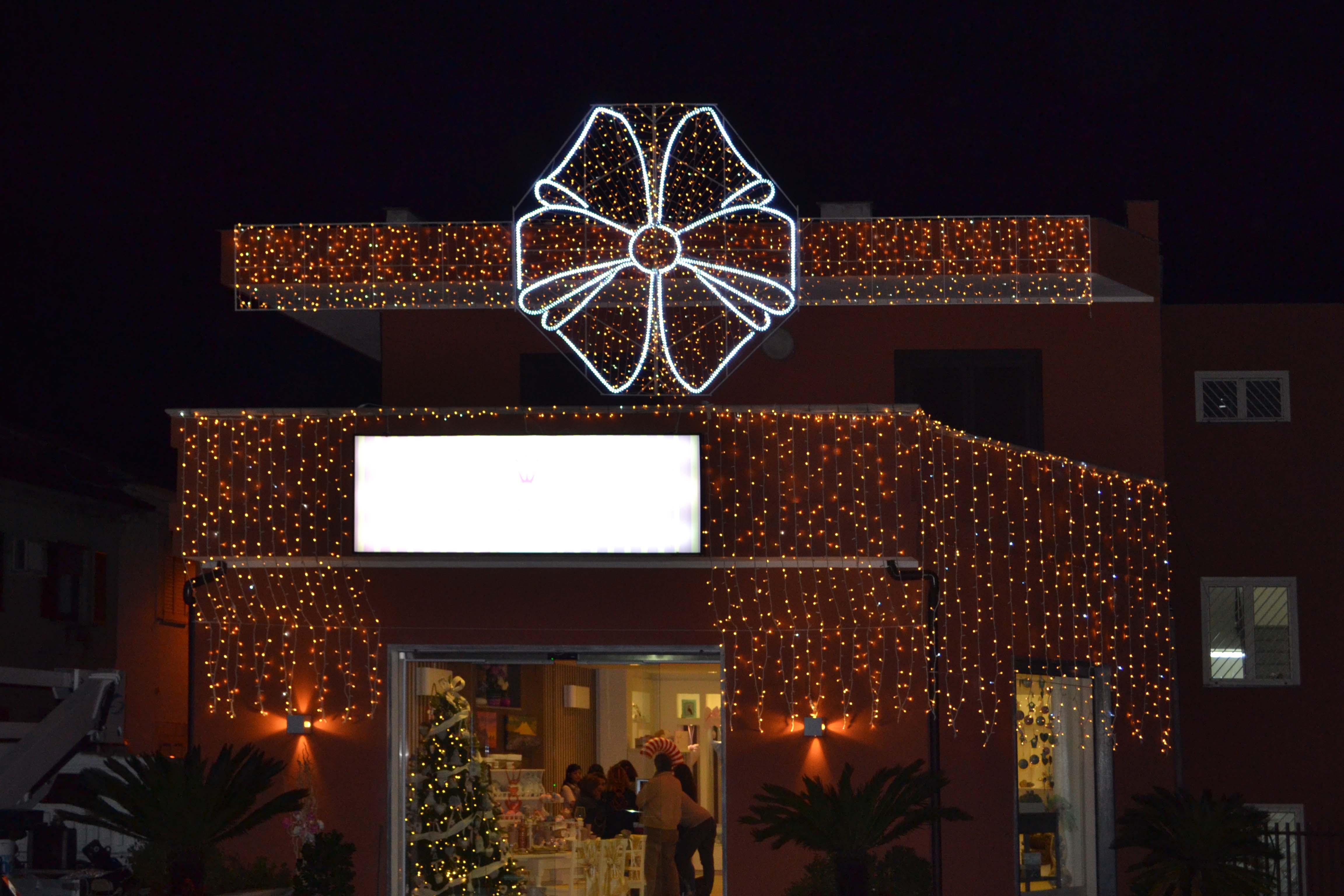 luminarie fiocchi casa