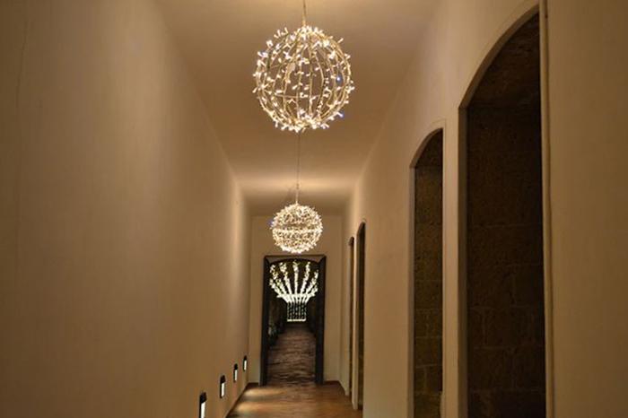 lampadario luminarie interni