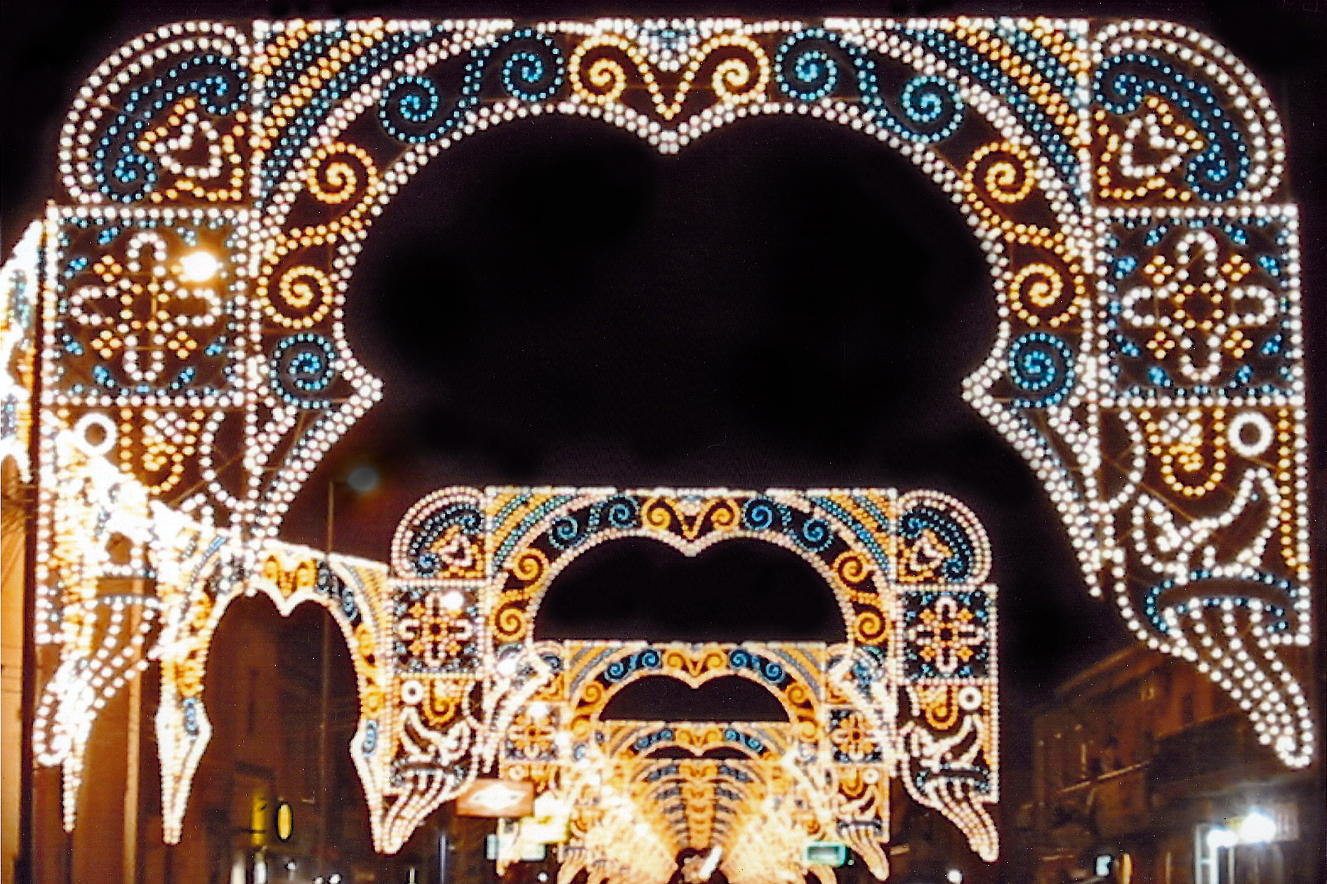 smontaggio addobbi natalizi caserta