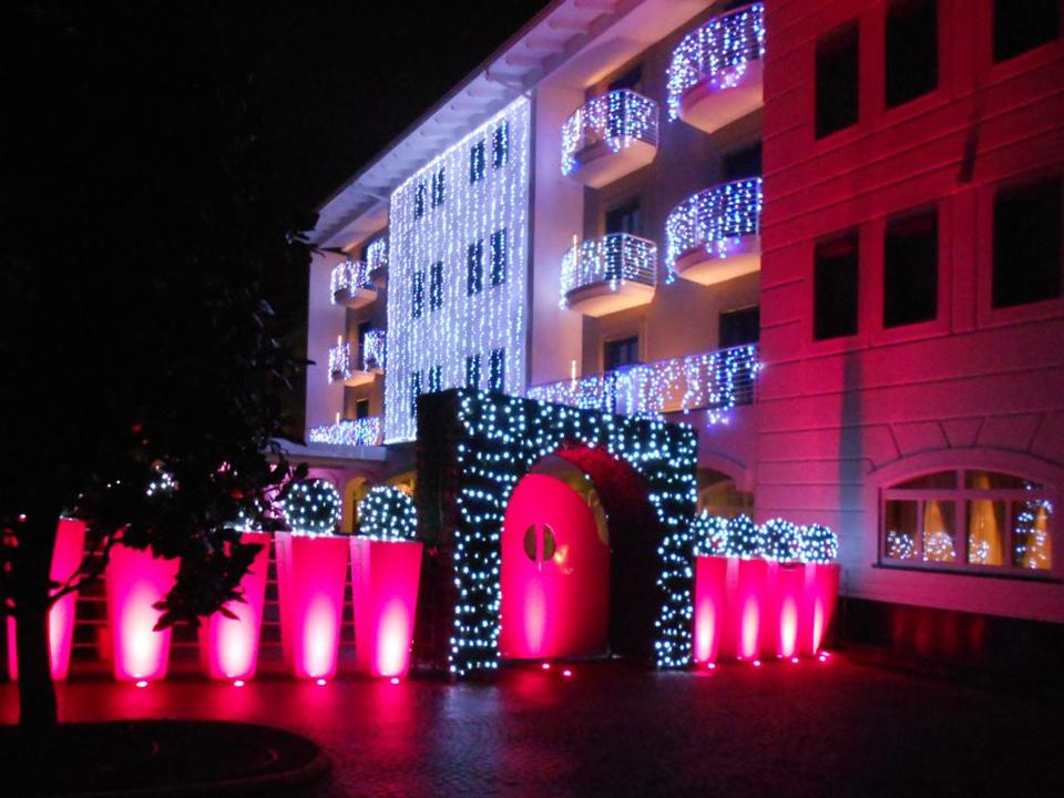 hotel addobbi